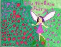 Ella the Rose Fairy - M.Coelho