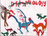 Dragonology - S.Benson