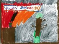 Wacky Wednesday - A.Hogue