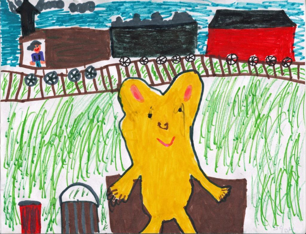 A Bear Called Paddington - H.Magee
