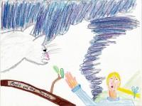 Mandie And The Tornado - A.Windbigler