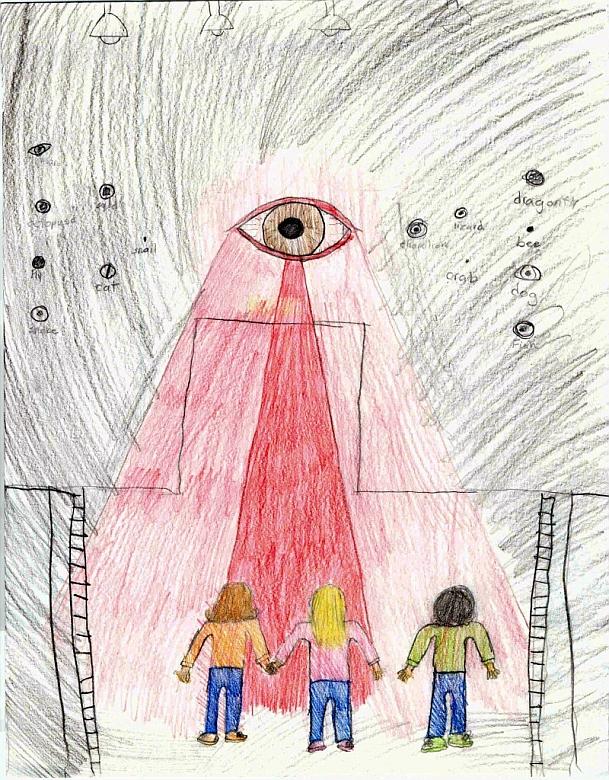 Mystery Of The Glowing Eye - L.Thiesfeld