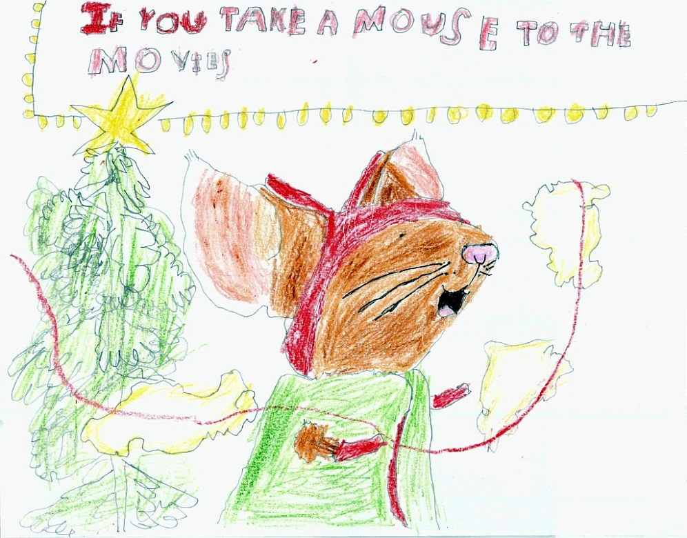 If You Take A Mouse To The Movies - W.Barbee