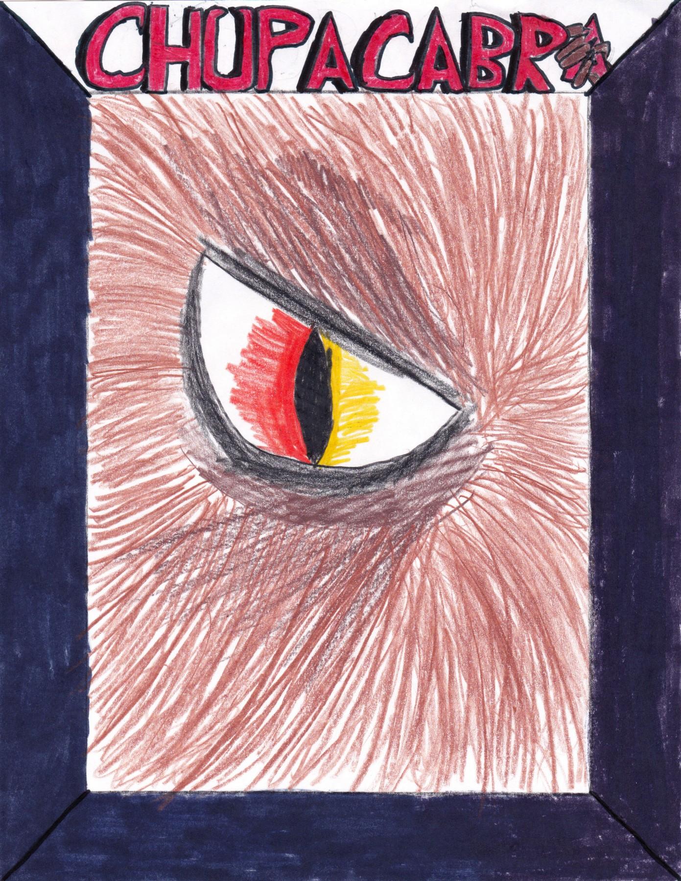 Chupacabra, by Ian Clifford - Age 12