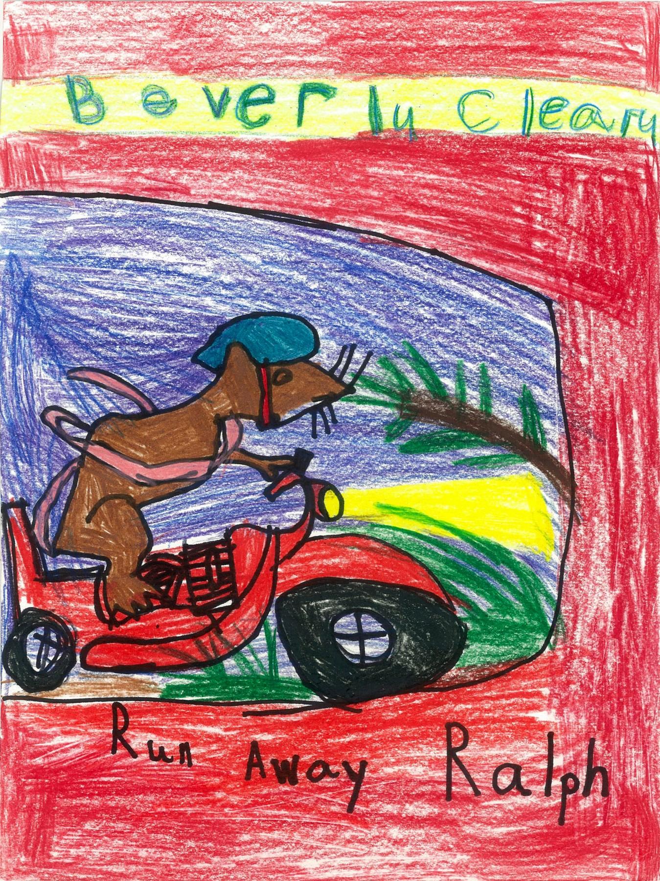 Run Away Ralph, by Kelsi Edmonds - Age 8