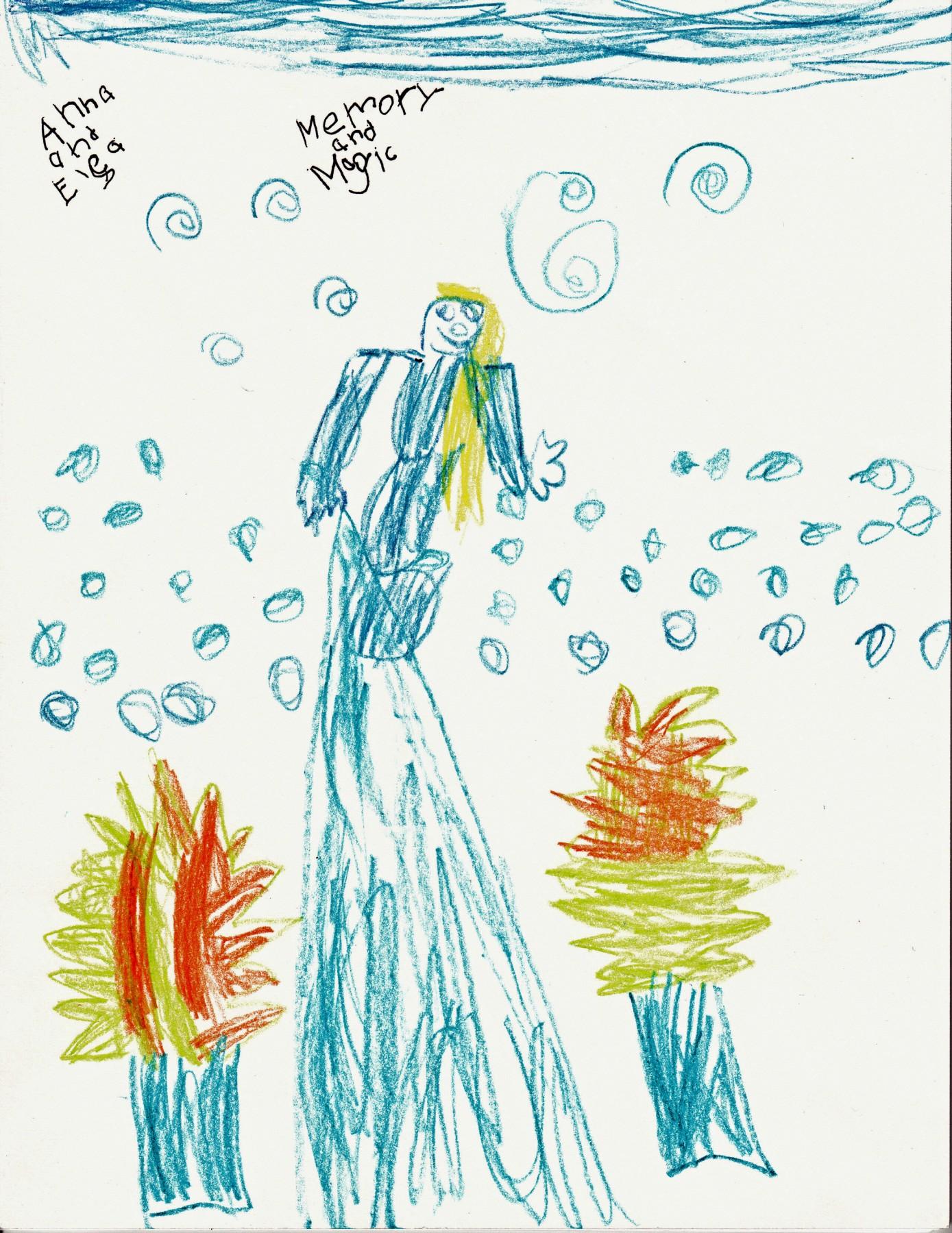 Kaiya Wolven - Age 5