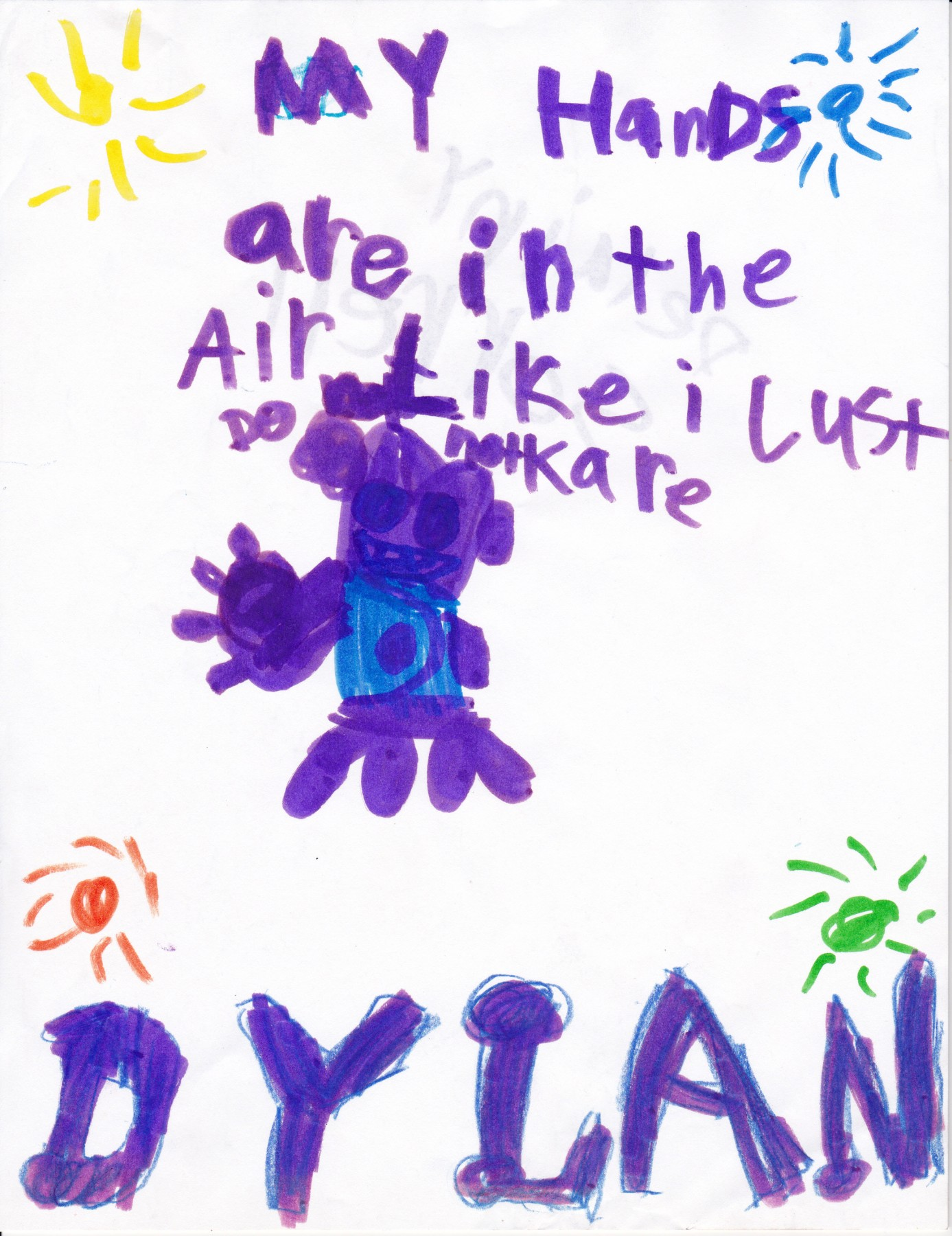 Delainy Sorrell - Age 9