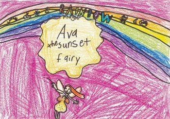 Ava the Sunset Fairy