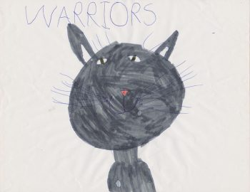 Autumn Henderson, Age 8, Warriors (Gray Stripe)