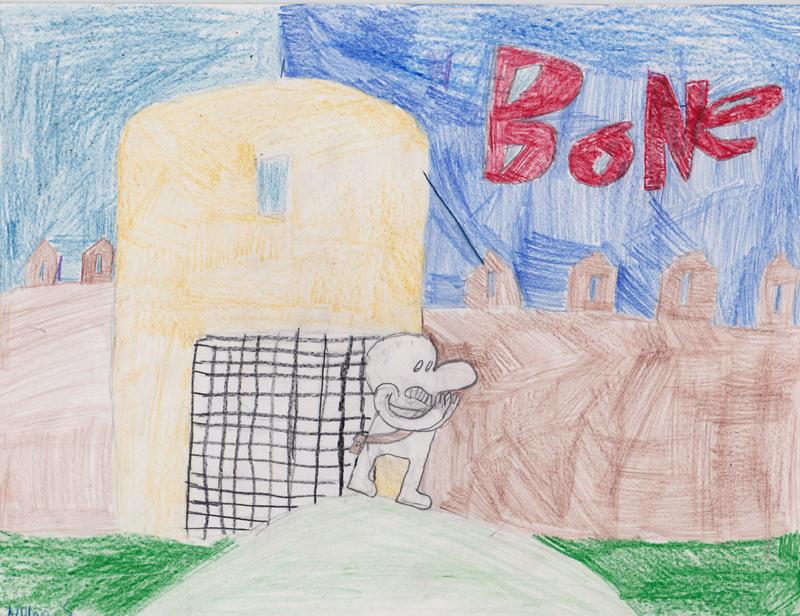 Nolan Sefcik, Age 9, Bone