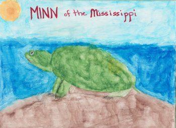 Glen Ferrara Frame, Age 10, MINN of the Mississippi