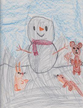Isabelle Best, Age 6, I Just Forgot
