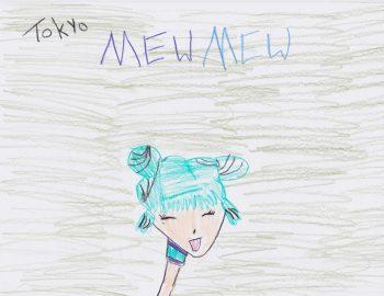 Tia Reid, Age 10, Tokyo Mew Mew