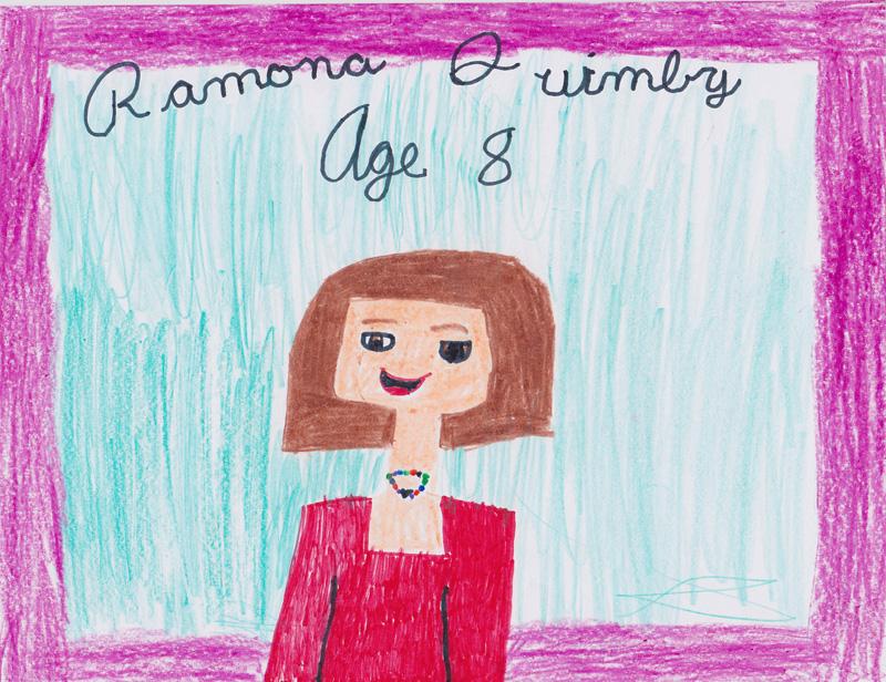 Tia Reid, Age 10, Ramona Quimby Age 8
