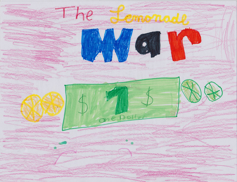 Tia Reid, Age 10, The Lemonade Wars
