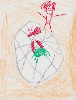 Cheveo Burchill, Age 6, Miss Twigley's Tree