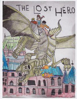 Siena Krause Age 10, The Lost Hero